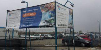 parcare la aeroport Henri Coanda